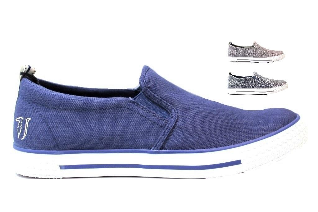 colori delicati cerca l'originale online qui TrussardiJeans77S519AzzurroBluMarrone - lagrotteria scarpe ...