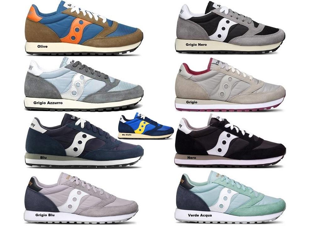 SauconyJazzSneakersUomo - lagrotteria scarpe moda - Saucony Jazz ... 9e8636c75e5
