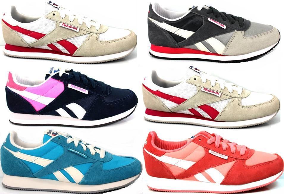 db4277504297 Reebok ROYAL CLJOGGER Sneakers Scarpe Ginnastica Donna Bambina | eBay