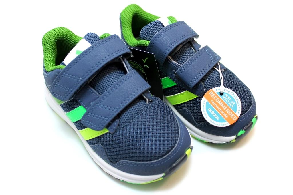 scarpe bambino con strappi adidas