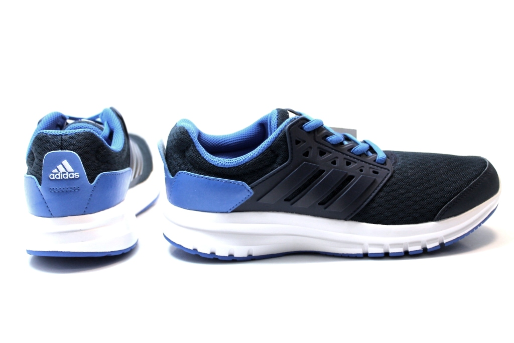 Bb3013 Donna Bambini Sneakers Scarpe Galaxy 3k Sportive Su Dettagli Blu Adidas YD2HIWE9