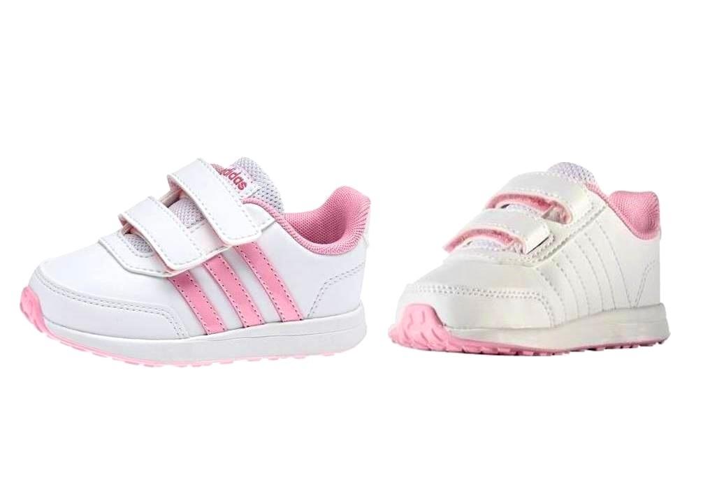 Adidas BC0101 Bianco Dal 20 al 27 Sneakers Scarpe Bambina Ginnastica Sport 97xm4Lz72