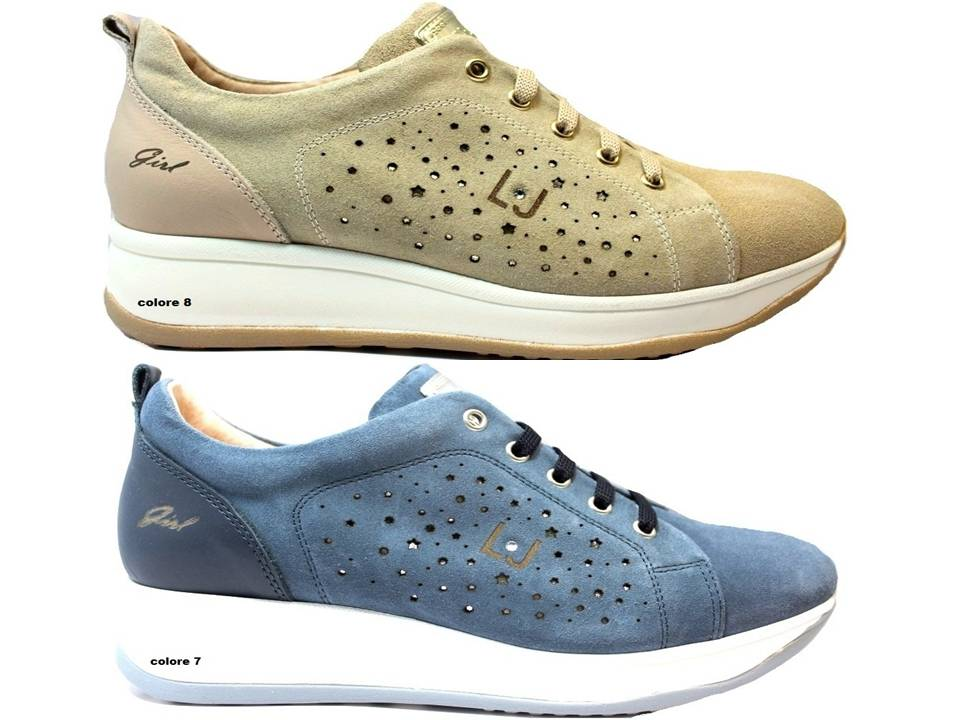 b486fcec25315 Liu Jo Girl Sneakers Scarpe Donna Calzature Comode Shoes Casual. codice   LiuJoSneakersDonnaEstate17