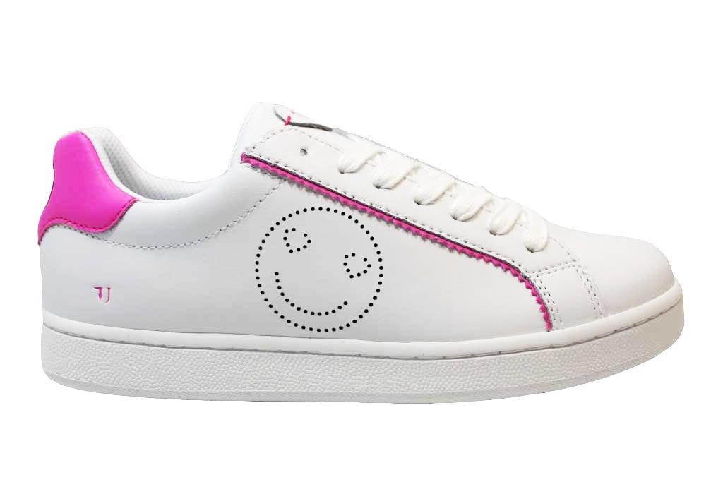Bianco 79a00133 Donna Scarpa Trussardi Jeans Sneakers SportivaEbay erxWCBdo