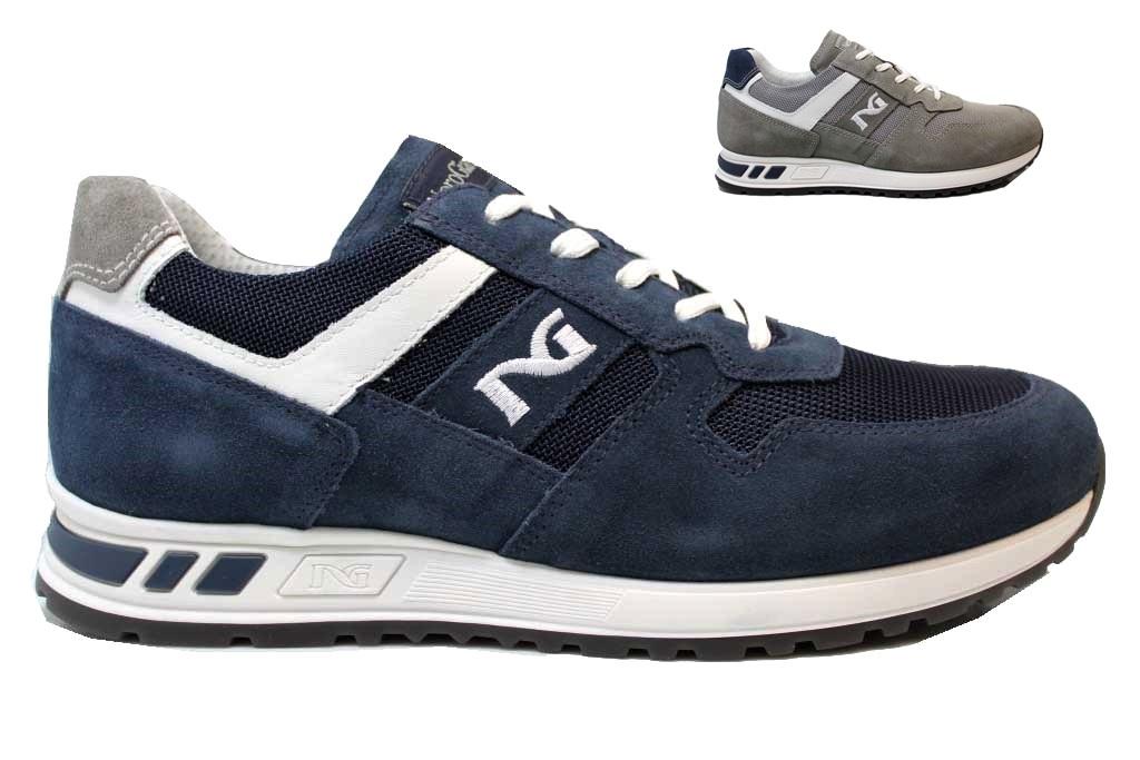 Sneakers casual grigie zhyJj0