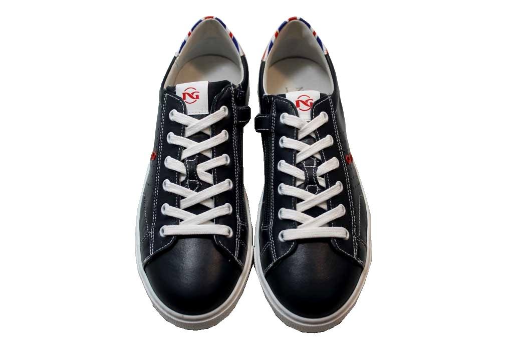 Nero Giardini J P833070M Blu Sneakers Bambino dal 30 al 39