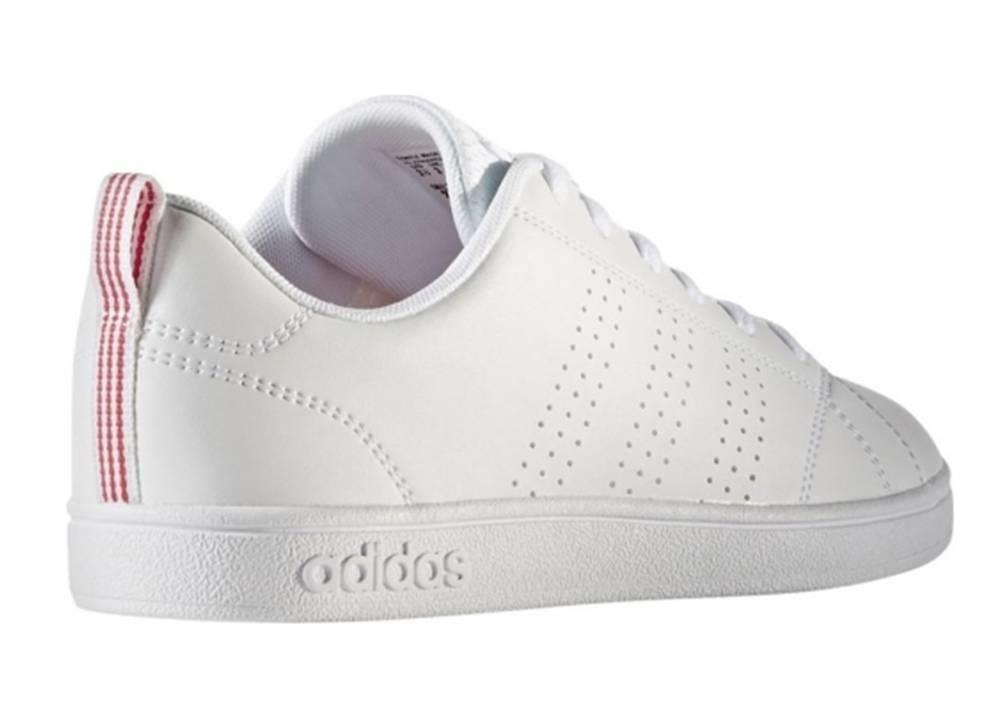 ... Adidas ADVANTAGE CL K BB9976 Bianco Scarpe Donna Bambini Sneakers Sportive ...
