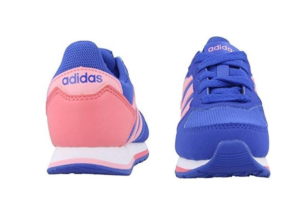 designer fashion da891 c639b Adidas 8 K DB1857 Azzurro Scarpe Donna Sneakers Sportive 3 3 di 4 ...