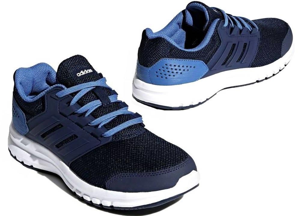 new product 1ce71 fd100 Adidas GALAXY 4K CQ1810 Blu Scarpe Donna Bambini Sportive Running
