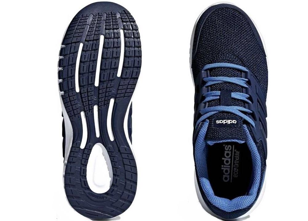 newest 48b2c 040bb Descrizione. Adidas GALAXY 4K CQ1810 Blu Scarpe Donna Bambini ...