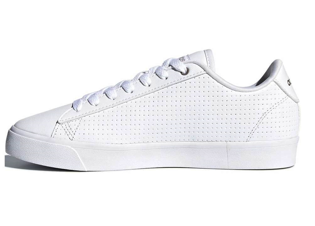 competitive price bbd41 e0432 Adidas DAILY QT CLEAN DB0312 Bianco Scarpe Donna Sneakers Sportive