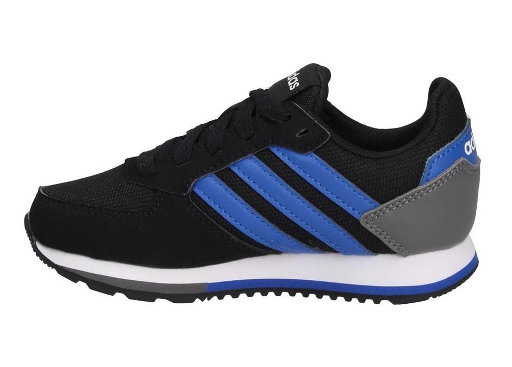 the latest 0e1d3 9b446 Adidas 8K K DB1855 Nero Scarpe Donna Sneakers Sportive