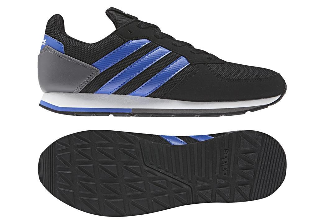 official photos ec92e c8fdb ... Adidas 8K K DB1855 Nero Scarpe Donna Sneakers Sportive ...