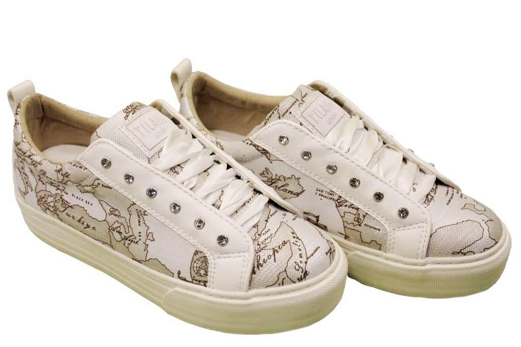 Classe Sneakers Bianco 1a 0040X032 00084 Alviero Scarpe Martini qY8gwEcT