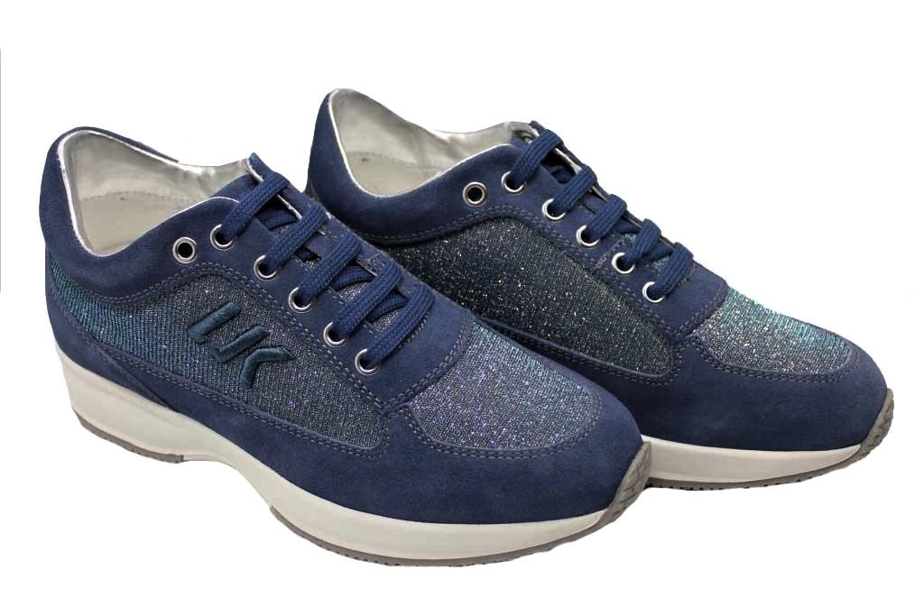 Descrizione. Lumberjack RAUL SW01305 008 N72 Avio e Grigio Sneakers Scarpe  Donna Calzature. cb54b1df679