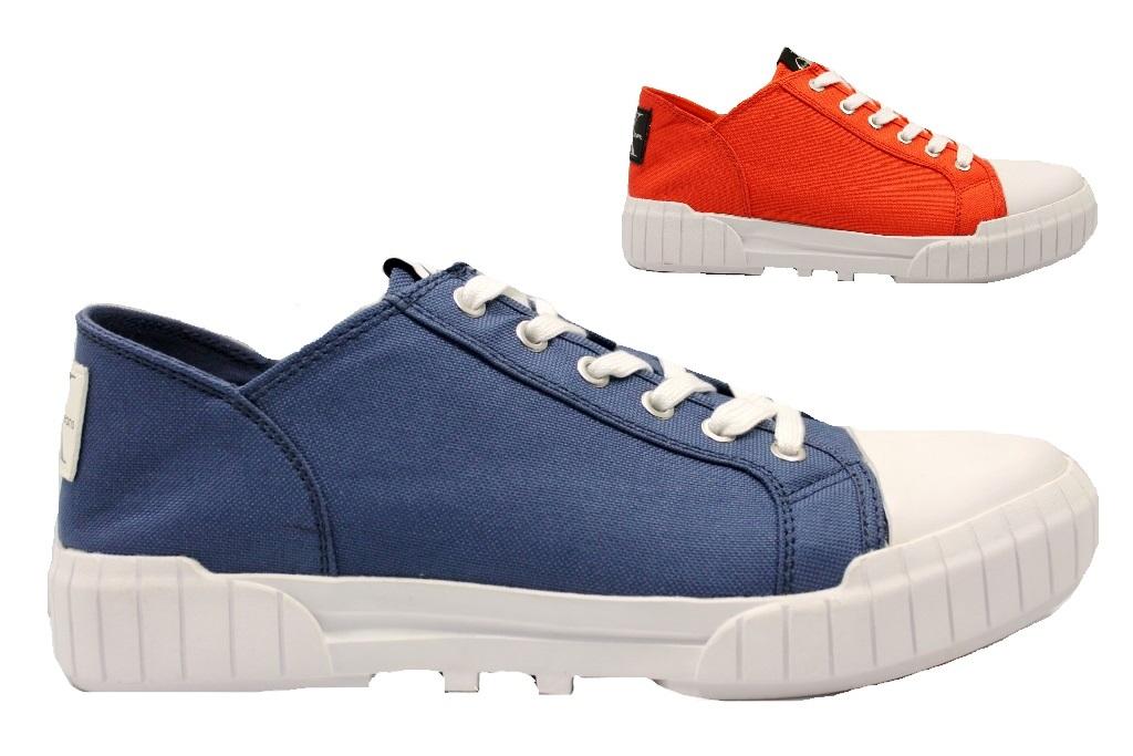 Caricamento dell immagine in corso Calvin-Klein-Jeans -BIFF-NYLON-S0560-Arancio-e- 9fa3e026c2c