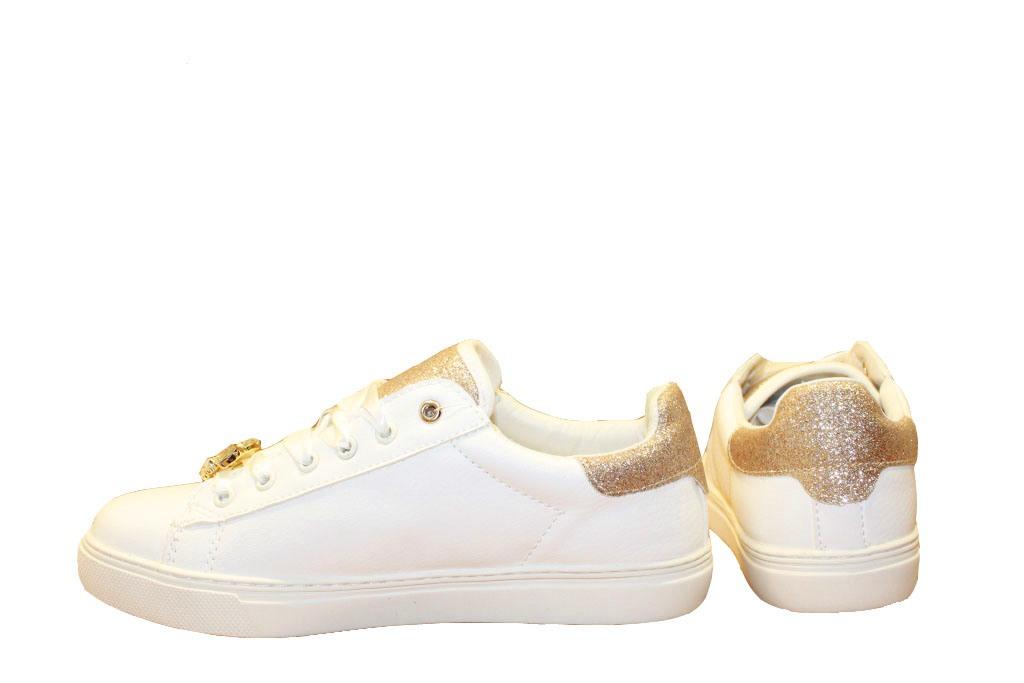 ... Liu Jo Girl L3A4 00076 Bianco Sneakers Bambina Calzature Casual dal 29  al 34 ... eb3e09793da