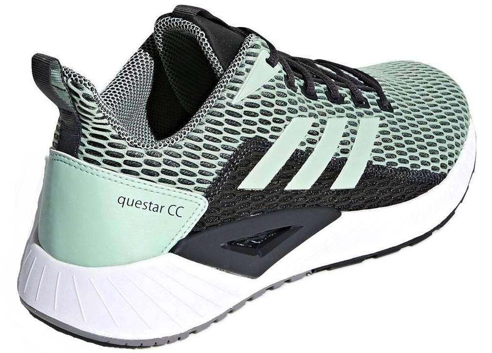 adidas questar cc db1154 turnschuhen verde acqua scarpe uomo turnschuhen db1154 laufen 973ffb