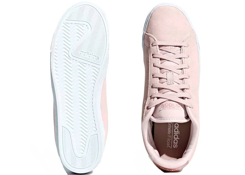 low priced 3470e c1539 ... Adidas CF DAILY QT CL W DB1771 Rosa Scarpe Donna Sneakers Sportive ...
