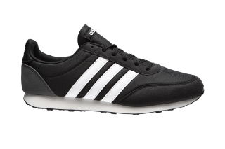 check out 2447f 61e3b Adidas V RACER 2.0 CG5706 Blu Scarpe Uomo Sneakers Sportive Running ...
