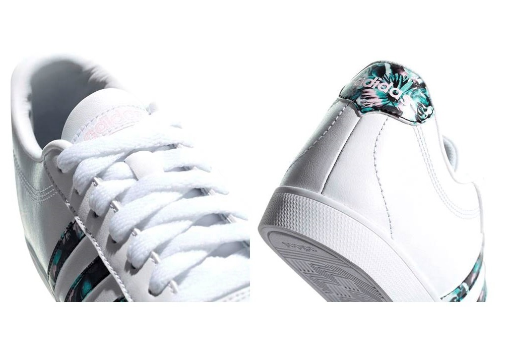 low priced bdb14 ea166 ... Adidas CF DAILY QT CL W DB1771 Rosa Scarpe Donna Sneakers Sportive ...