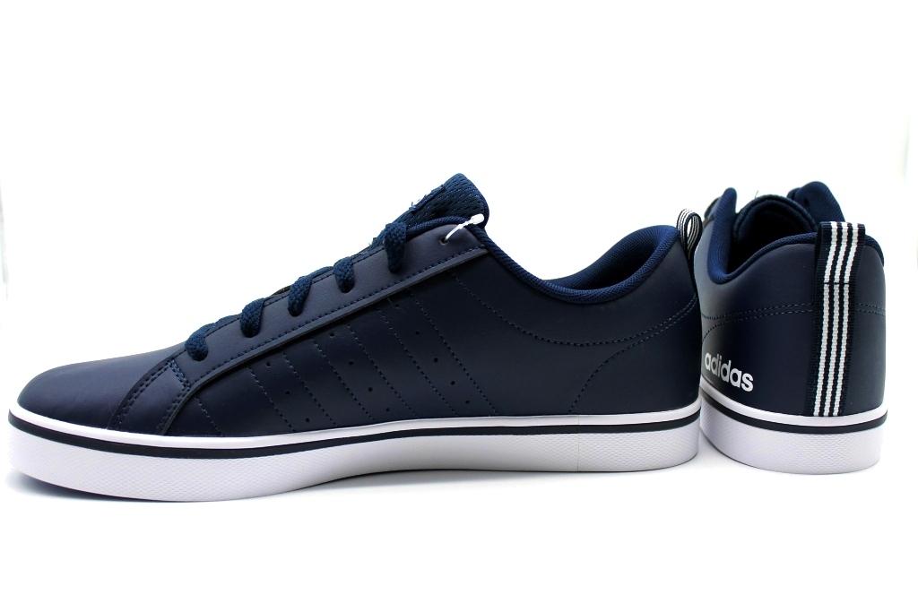 Dettagli su Adidas VS PACE B74493 Blu Scarpe da Ginnastica Uomo Sportive