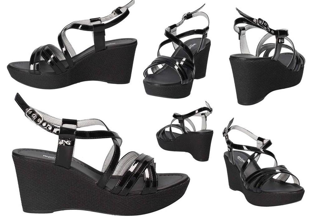 NeroGiardiniP805662DNero - Scarpe Donna - lagrotteria scarpe moda ... fefe46c82a7