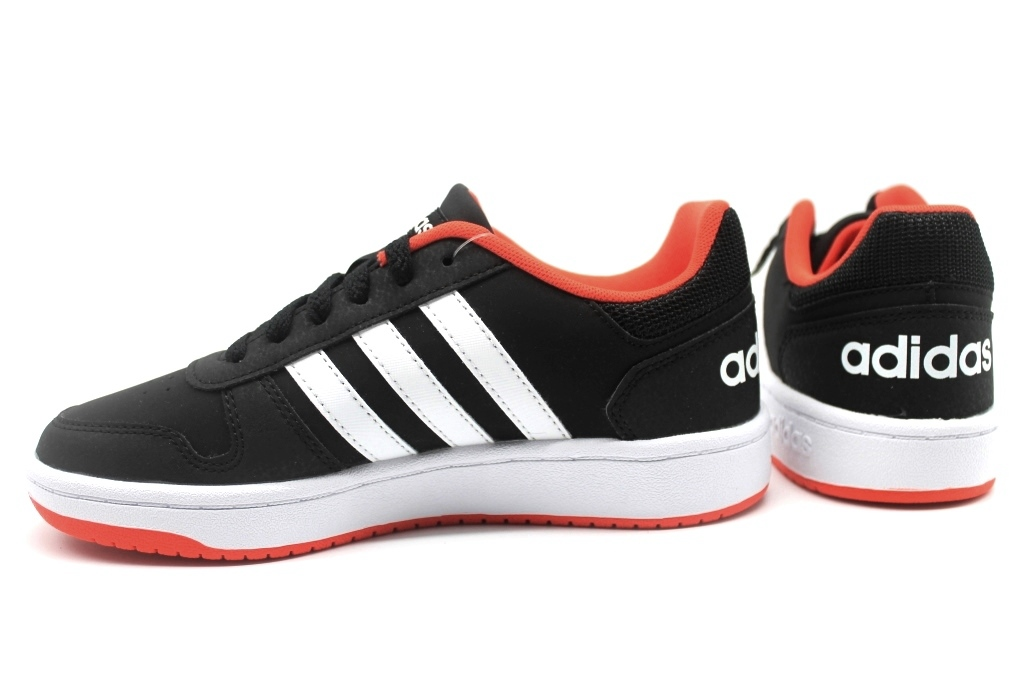 free shipping d556f b32d2 Adidas AROS 2.0 K B76067 Negro Zapatos De Mujer Niños Zapati