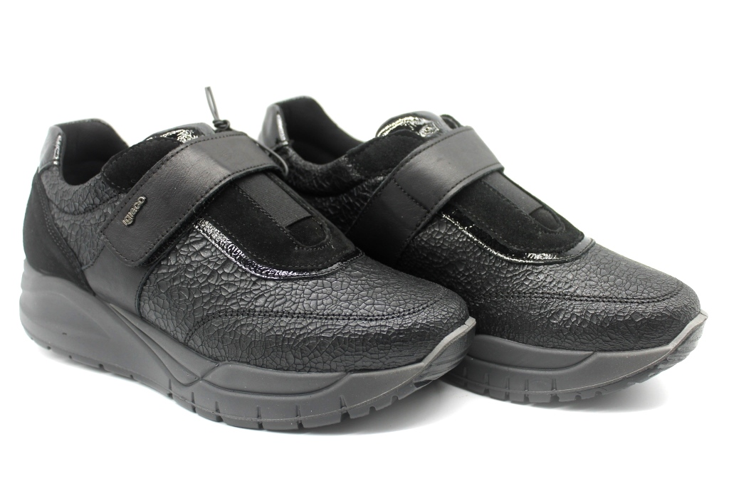 Igi /& Co 2149500 Black Sneakers Women/'s Shoes Footwear Casual