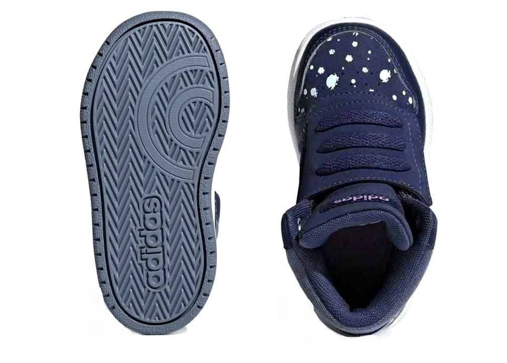 promo code 2a2a4 13458 Adidas B75953 Blue From 20 al 27 Sneakers With Tear Girls Sh