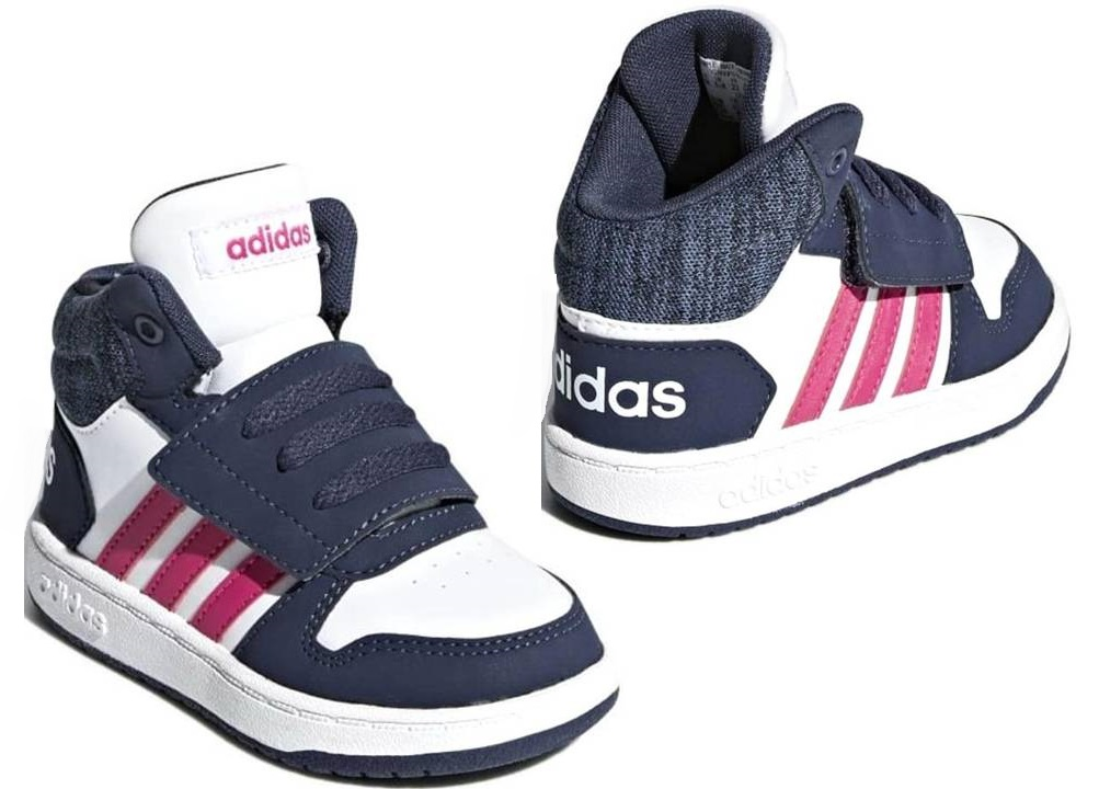 AdidasB75948Bianco lagrotteria scarpe moda Adidas HOOPS