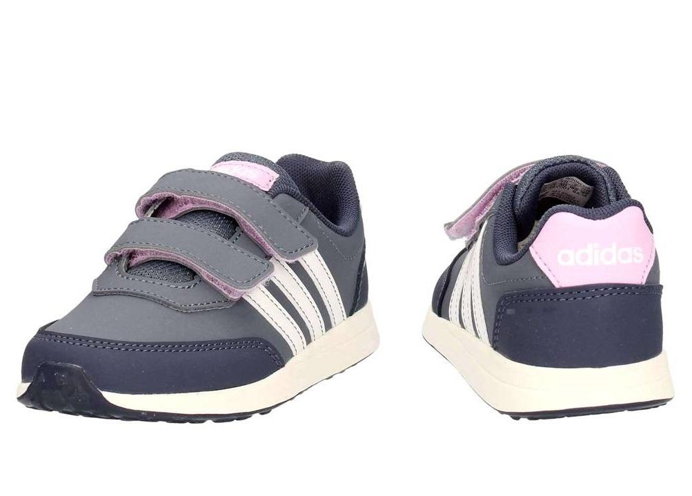 Adidas-VS-SWITCH-2-CMF-C-B76054-Grigio-Scarpe-Bambina-Sneakers-Sportive