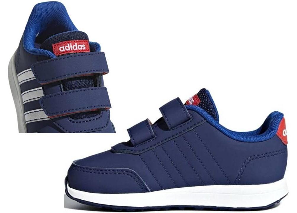 00cb78cfa9e08 Adidas bleu B76061 du 20 au 27 enfant gymnastique Sport chaussures Sneakers.  Code   AdidasB76061Blu