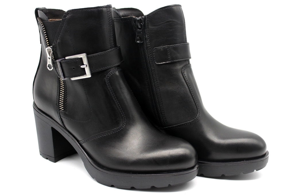 Giardini With Ankle Boots A807062d Ebay Nero Plateau Black Woman AxqHdd