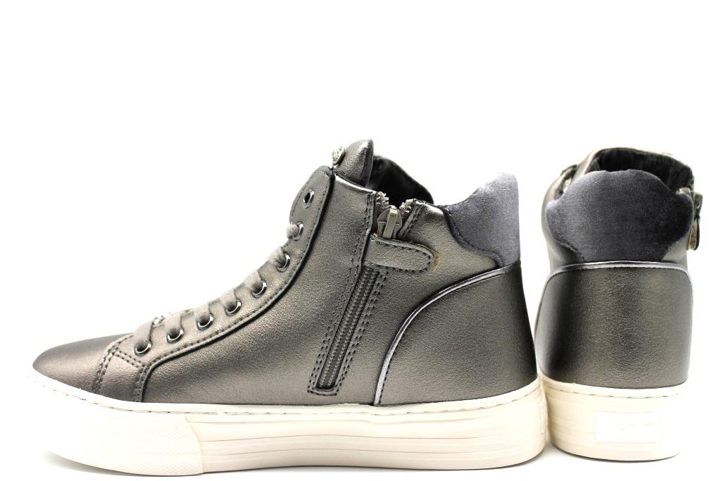 Liu Jo Girl L3A4 20032 0193909 Grigio Sneakers Polacchine Donna ... 484b018b4c1