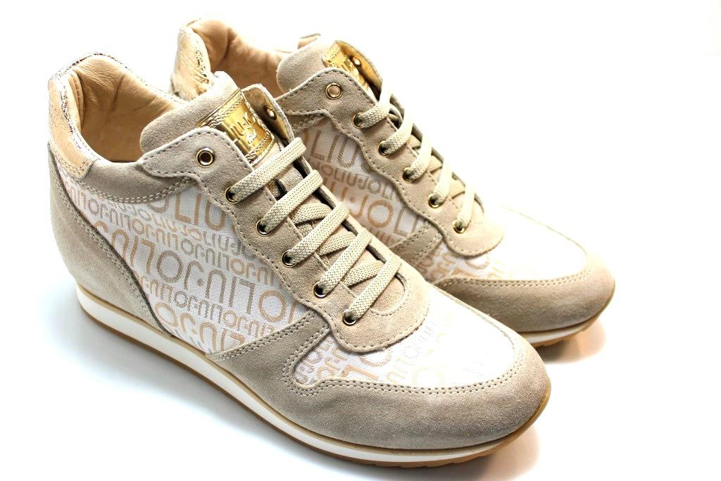 20275266acb53 Liu Jo Girl B21278 Sneakers Scarpe Bambina Zeppa Interna Calzature dal 30  al 34