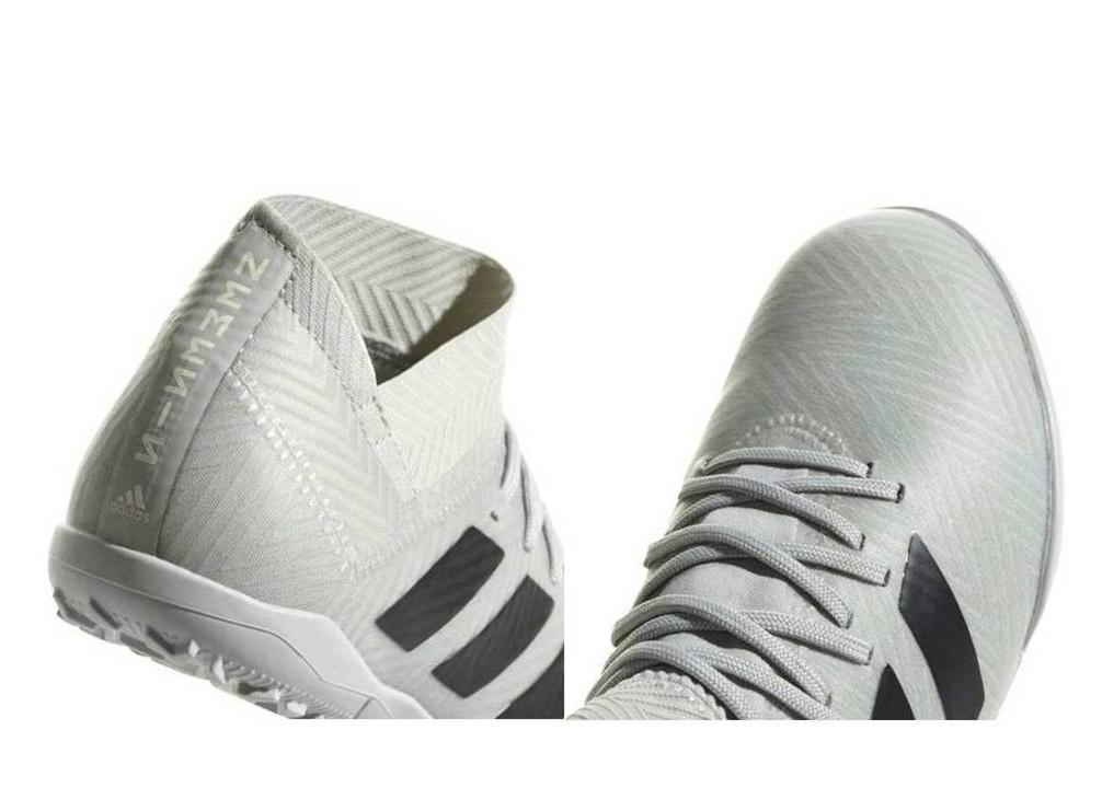 a429c8f53bb7f Descrizione. Adidas NEMEZIZ TANGO 18.4 TFJ DB2376 Grigio chiaro Sneakers Bambino  Sportive da ...