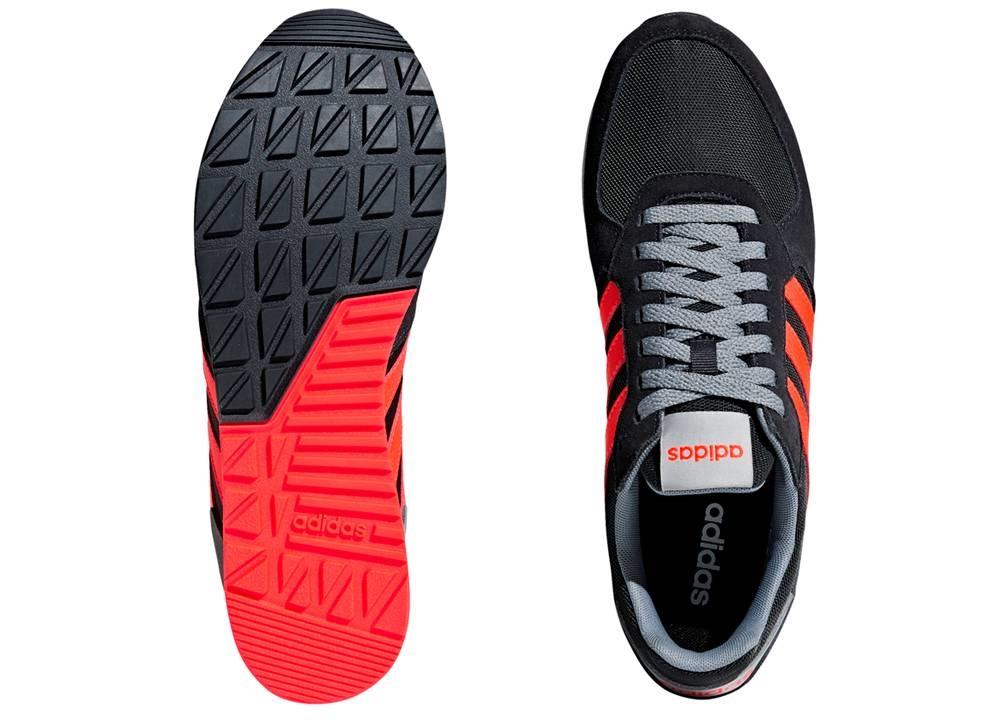 best loved 97cd5 ed064 Grigio K Sportive Scarpe Sneakers Adidas Uomo B44696 8 p1t1wxB