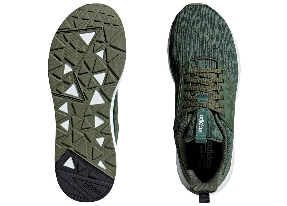 AdidasB44822Verde lagrotteria scarpe moda Adidas QUESTAR