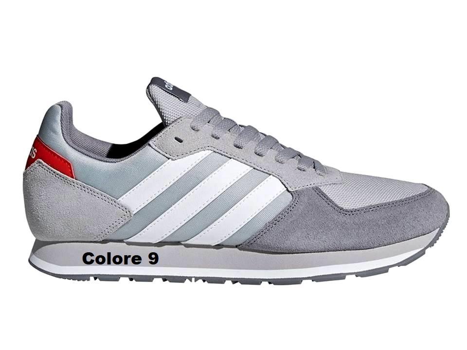 check out 439be e5767 ... Adidas 8 K Scarpe Uomo Sneakers Sportive