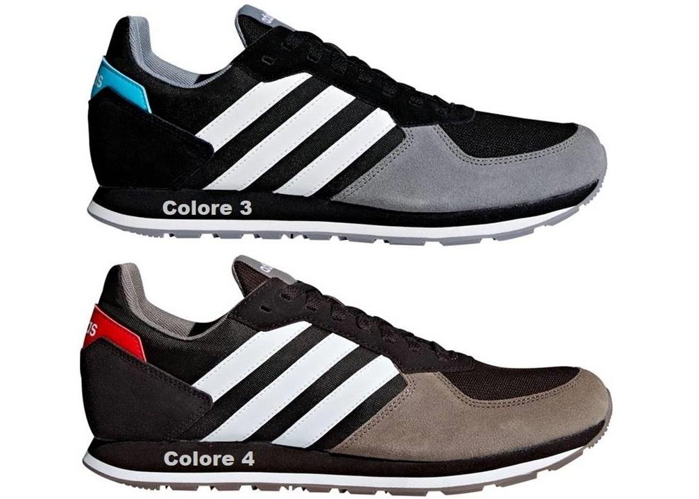 online store 70c10 d0b93 ... Adidas 8 K Scarpe Uomo Sneakers Sportive ...