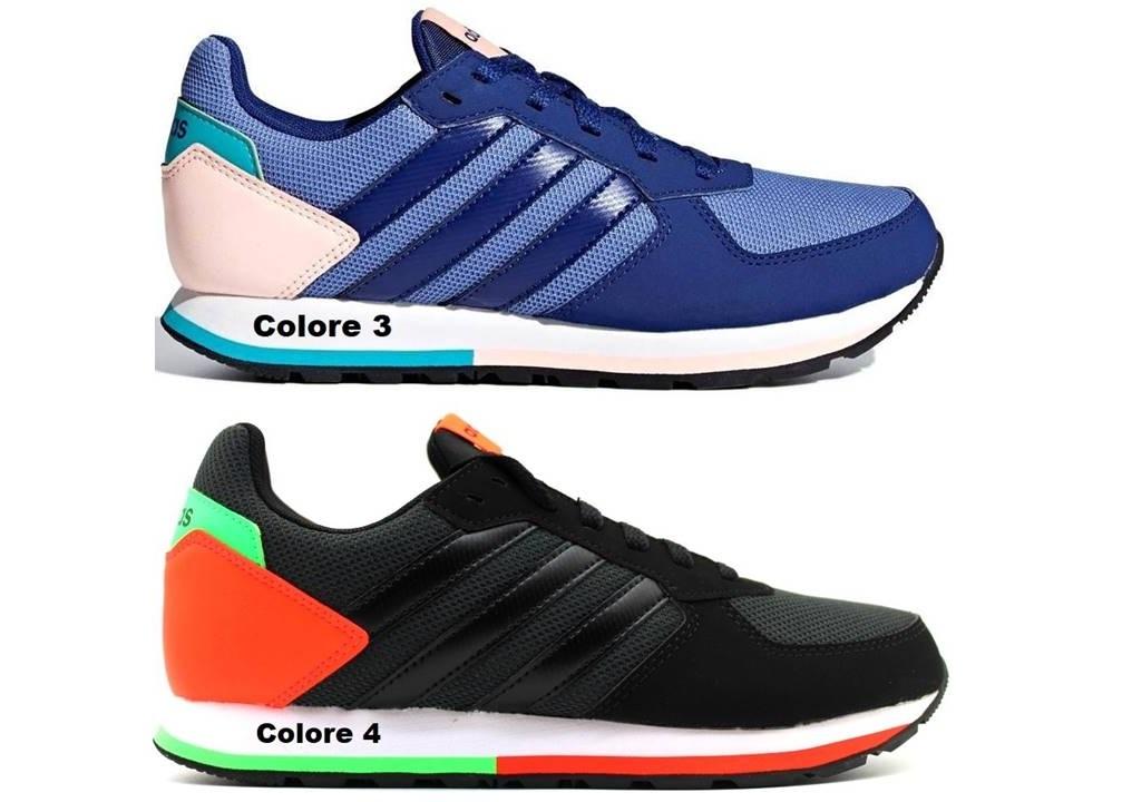 low priced 01e61 c329e Adidas 8 K Scarpe Donna Sneakers Sportive. codice Adodas8KDonna