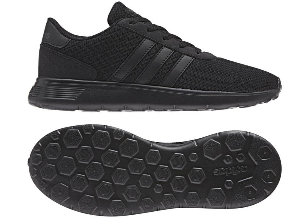 adidas lite racer nero runner donna sneakers scarpe da ginnastica scarpe