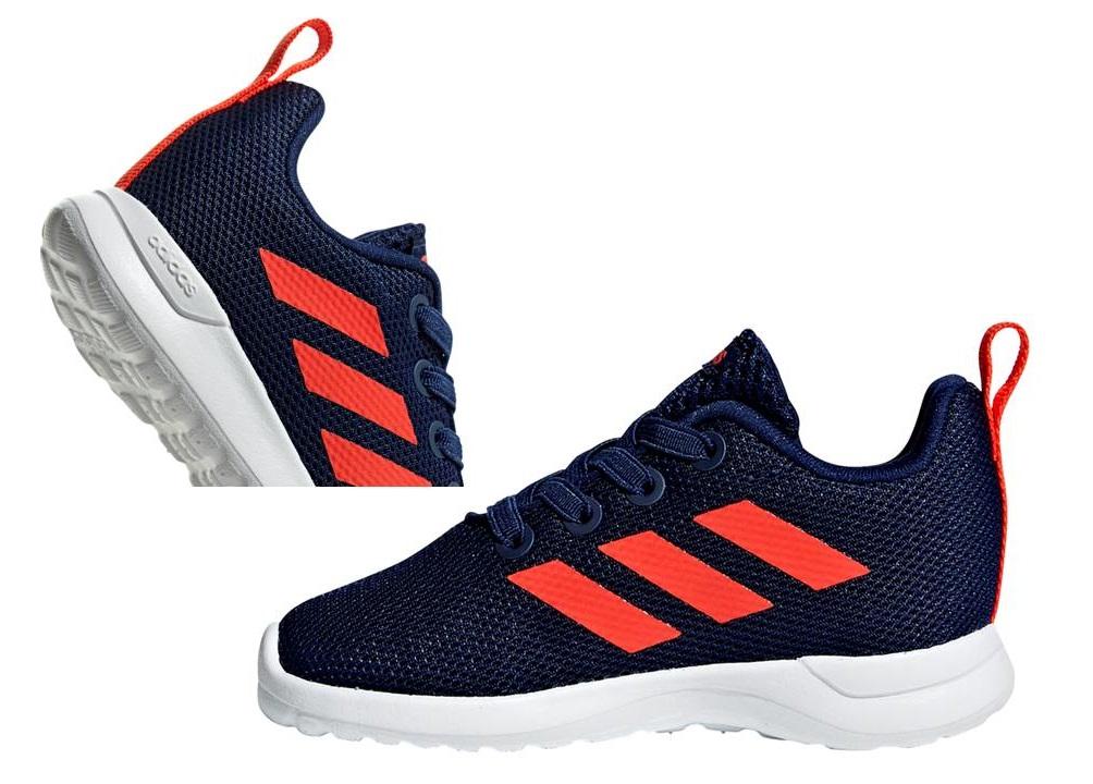 ... Adidas LITE RACER CLN I F36460 Blu Dal 20 al 27 Scarpe Bambino  Ginnastica ... a14f823860a