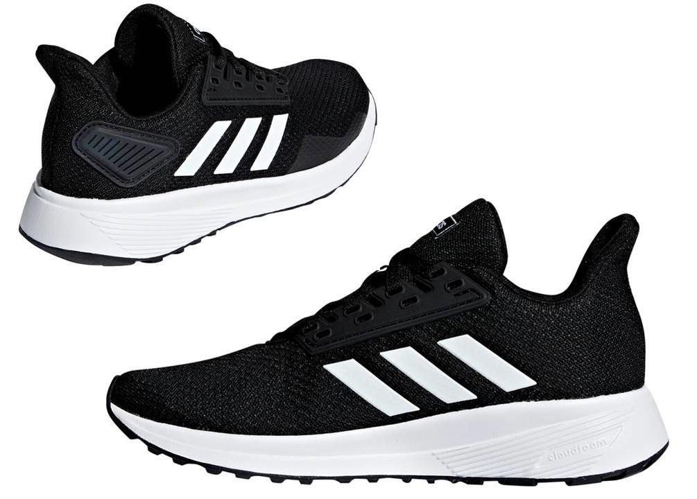 adidas donna scarpe nere running