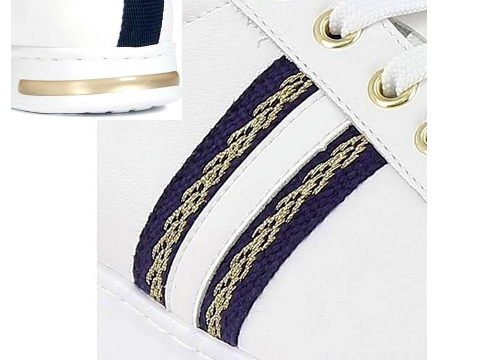 d17ceb6cd2 GeoxD921BABianco - Scarpe Donna - lagrotteria scarpe moda - Geox ...