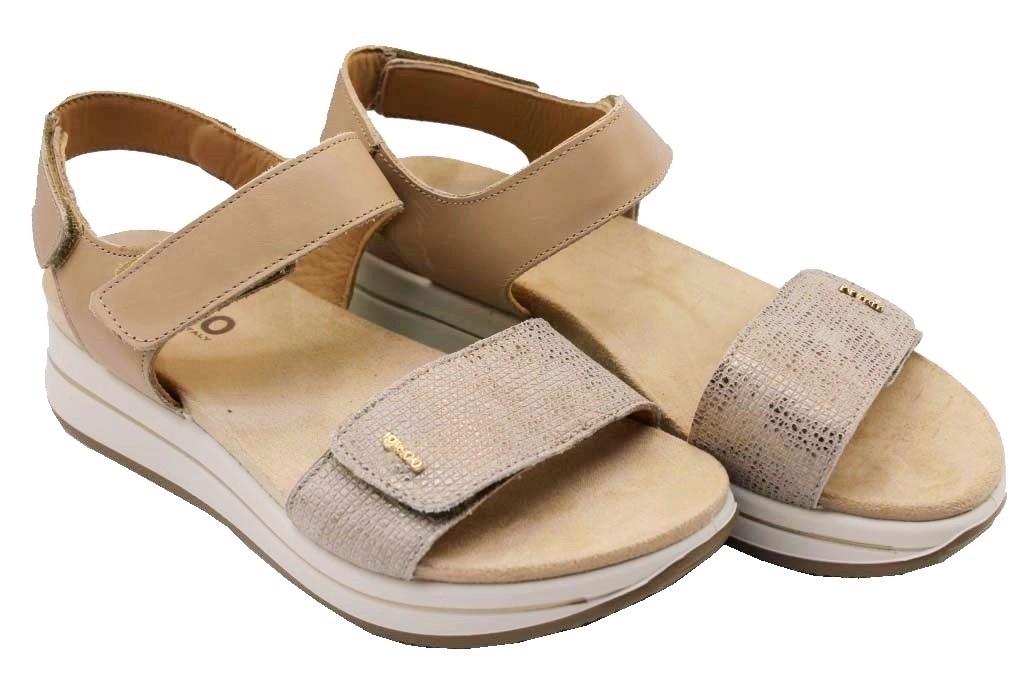 Detalles de Igi y Co 3169533 Castor Calzado Cómodo Sandalias bajo Mujer