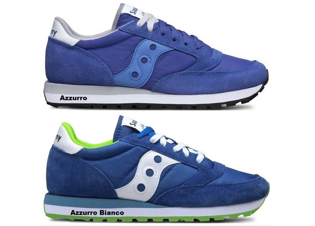Saucony Jazz Original Scarpe Ragazzo Uomo Sy56444 Sneaker