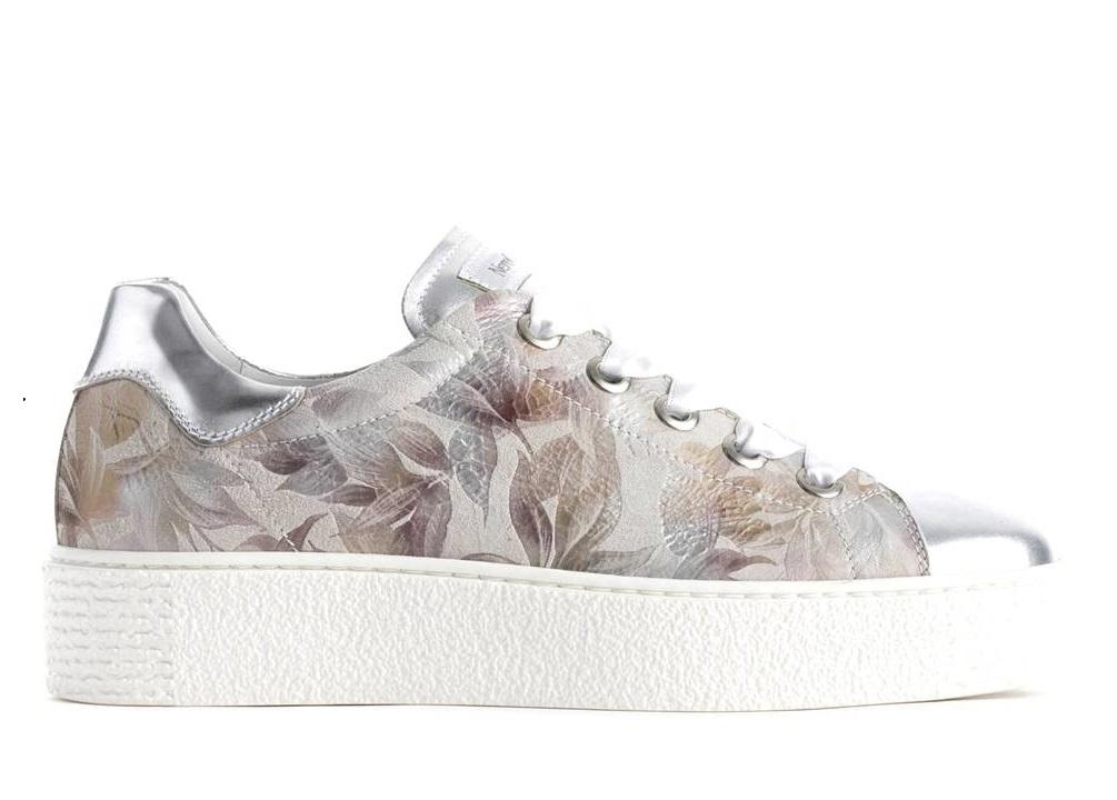 Nero Giardini P907721D Bianco Sneakers Scarpe Donna Calzature Comode