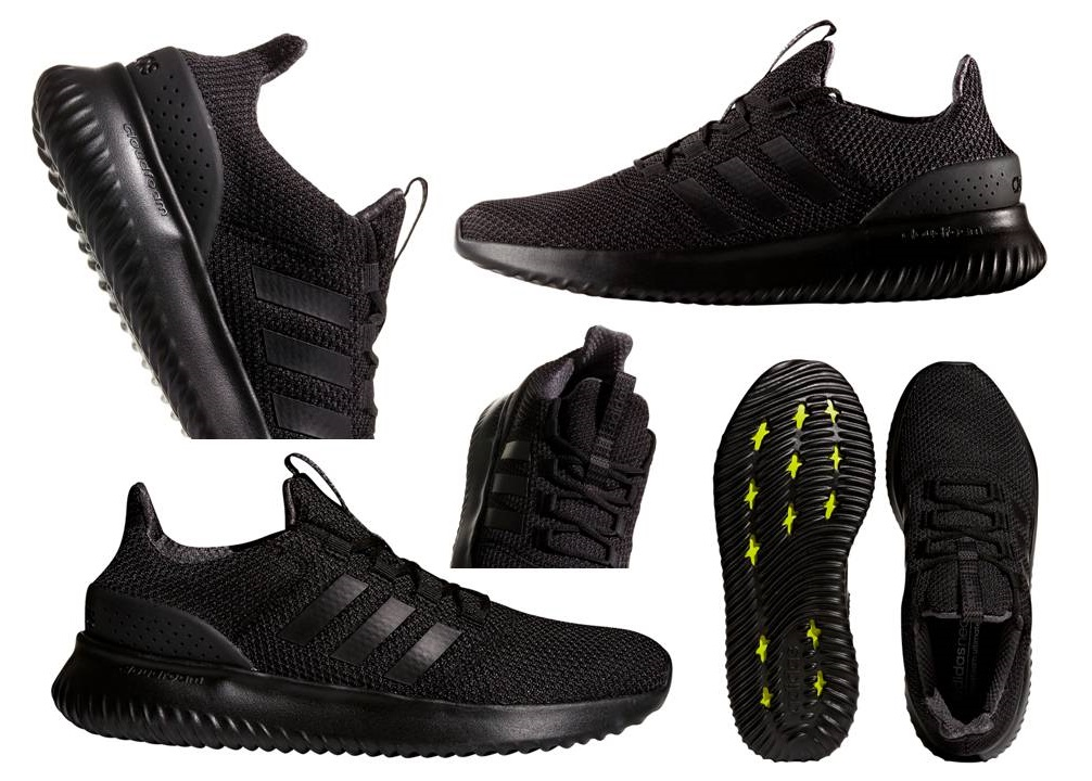 adidas cloudfoam ultimate nero